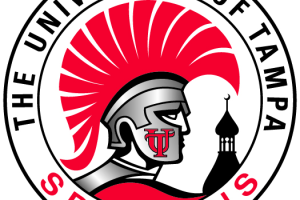 University of Tampa UT Womens and Mens Soccer Logo