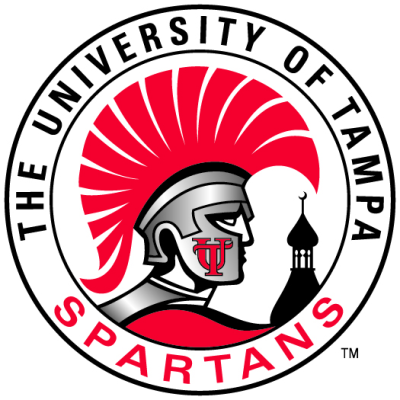 University of Tampa UT Womens and Mens Soccer Logo
