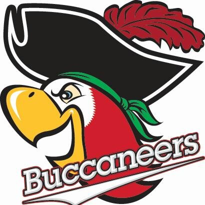 barry university buccaneers soccer logo