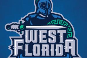 university of west florida uwf womens and mens soccer logo