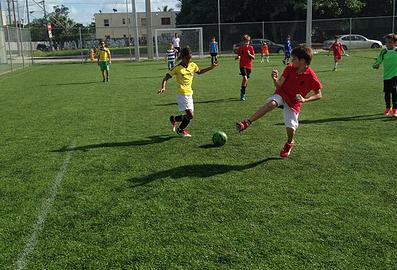 wynwood indoor and outdoor soccer academy