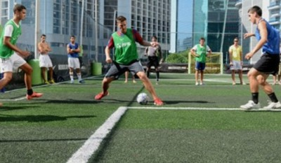 COED PICK-UP - Brickell @ Soccer Roof Top | Miami | Florida | United States