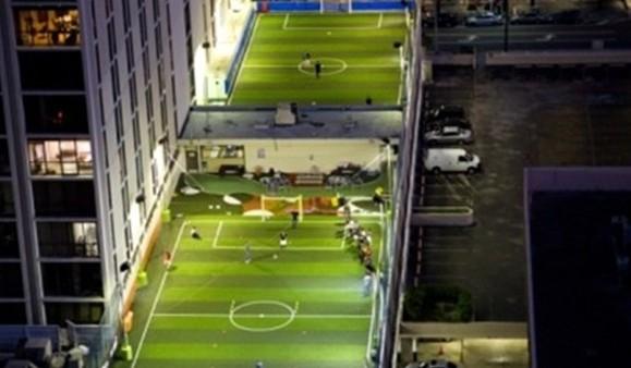 Brickell RoofTop Soccer