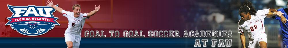 goal to goal soccer camp logo