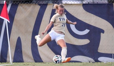 fiu florida international university womens soccer loses to ucf university of central florida