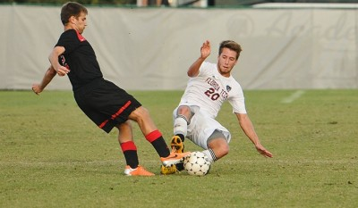 florida tech mnes soccer plays jacksonville university