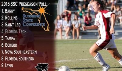 florida tech womens soccer SSC preseason poll