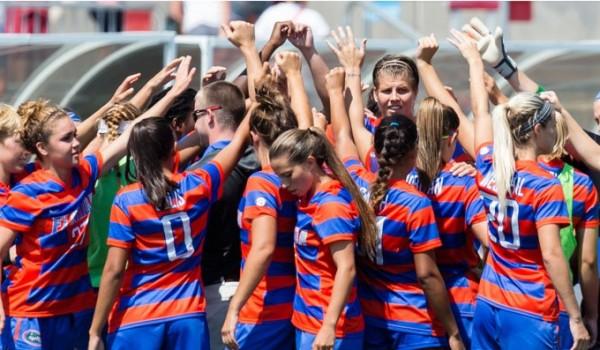 uf university of florida womens soccer faces um miami