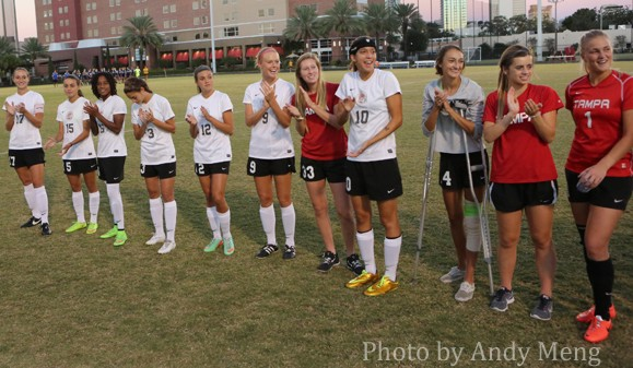 ut university of tampa womens soccer announces walk-on tryout dates