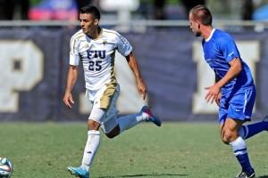 fiu florida international university mens soccer team vs penn state