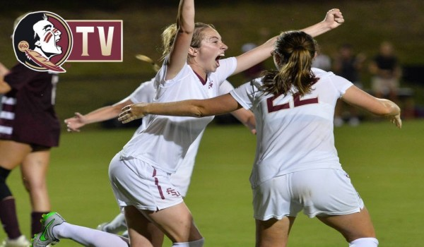 fsu florida state university womens soccer vs texas um 2015