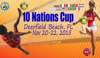 PRO FOOTVOLLEY TOURNAMENT in south florida miami
