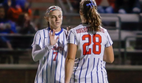 university of florida uf womens soccer vs western michigan