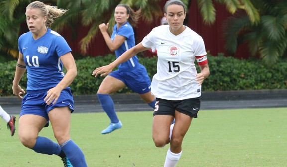 university of tampa womens soccer vs north alabama