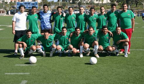 Winston Squad Wins Palm Beach Soccer League